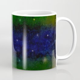 Mulan Inspired Nebula Coffee Mug