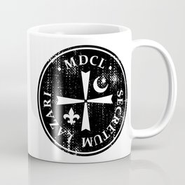 Knights Of Lazarus Discovery Of Witches Coffee Mug