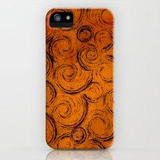 Vintage Swirls iPhone (5, 5s) Slim Case