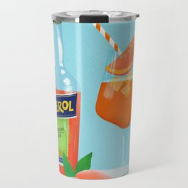 Aperol spritz, Cocktail Travel Mug