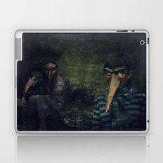 mascara Laptop & iPad Skin