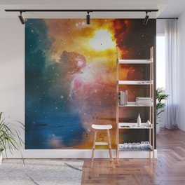 The Totality Of Existence Wall Mural