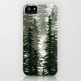 The Pathless Woods iPhone Case