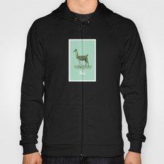 4-legged Exotica Series: Llama Hoody