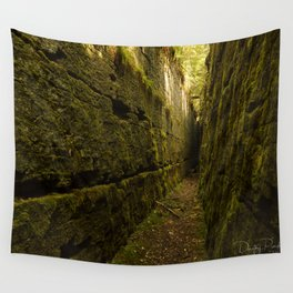 Nature's Secret Wall Tapestry
