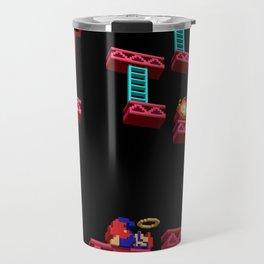 Inside Donkey Kong stage 3 Travel Mug