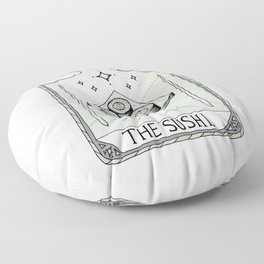 The Sushi Floor Pillow