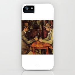 card iPhone Case