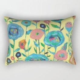 Spirit Garden Rectangular Pillow