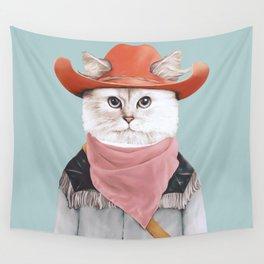 Rodeo Cat Wandbehang