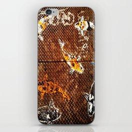 Grate Koi! iPhone Skin