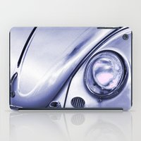 volkswagon iPad Cases featuring VW Beetle Classic by Martin Williams