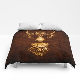 Tribal Fashion Comforters