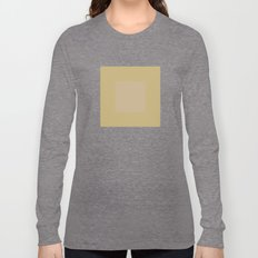 Fluorescent Semaphore Graphic Series Long Sleeve T-shirt