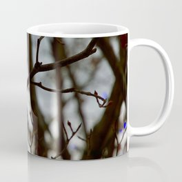 Christmas Blues Coffee Mug