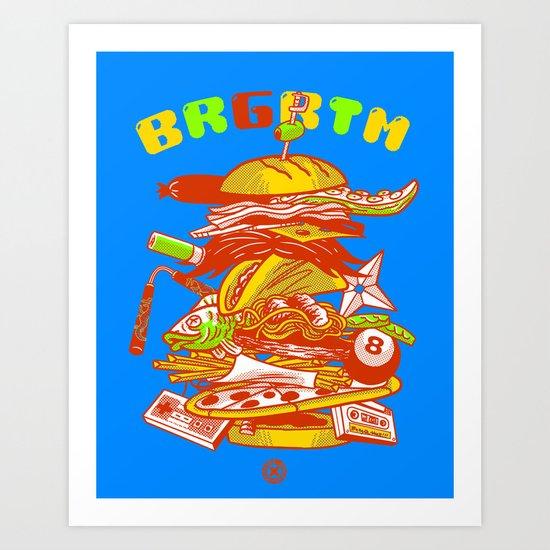BRGRTM Art Print