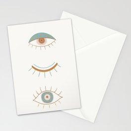 Evil Eyes II Stationery Cards
