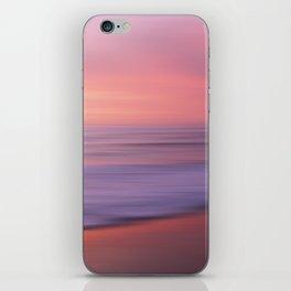 Soft Blushing Sky iPhone Skin