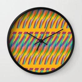 Power Trip Wall Clock