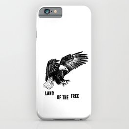 Welcome To America Since 1776 iPhone Case