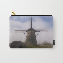 Kinderdijk Windmill III Carry-All Pouch