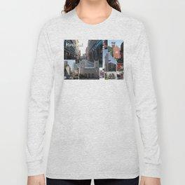 Montreal Long Sleeve T-shirt