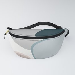 4 Shapes Fanny Pack