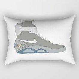 N i k e Airmag Back to the Future Sneaker Rectangular Pillow