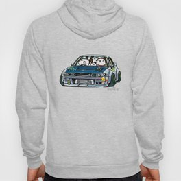 Crazy Car Art 0154 Hoody