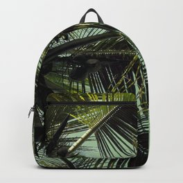 Tropical summer breeze Backpack