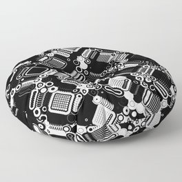 11 Max pro 45 degree Floor Pillow