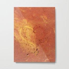 Les Ocres de Roussillon - France Metal Print