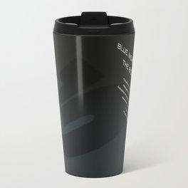 Blue Monday Inspired Travel Mug
