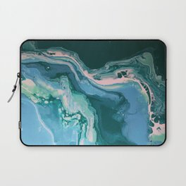 Oceanic Flow Laptop Sleeve