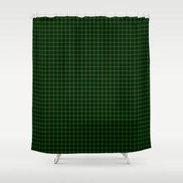 Gunn Tartan Shower Curtain