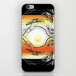 Anatman - Digital Variant iPhone Skin