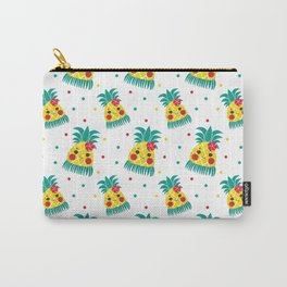 Miss Hawaiian Pineapple Carry-All Pouch