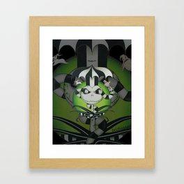BeetleJack Framed Art Print