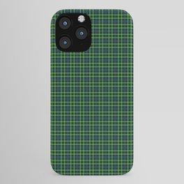 Graham Tartan Plaid iPhone Case