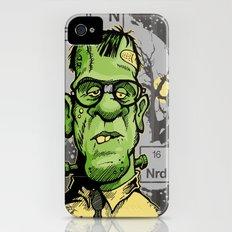 FRANKENERD iPhone (4, 4s) Slim Case