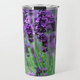 Lavender colors... Travel Mug