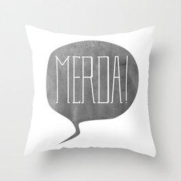 Oh, $hi-- Throw Pillow