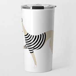 Whippet Thief Travel Mug