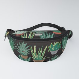 Pissed off plants Fanny Pack