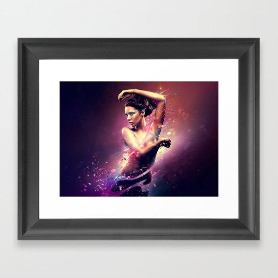 Allure Framed Art Print