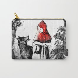 Hey there little red riding hood Carry-All Pouch