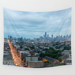 Chicago from The Robey Wall Tapestry