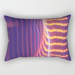 Abstract Eye Rectangular Pillow