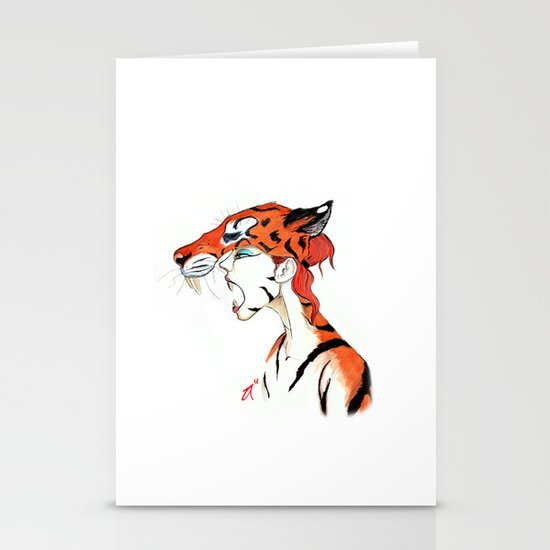 The Masquerade:  The Bengal Stationery Cards
