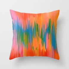 Smudge II Throw Pillow